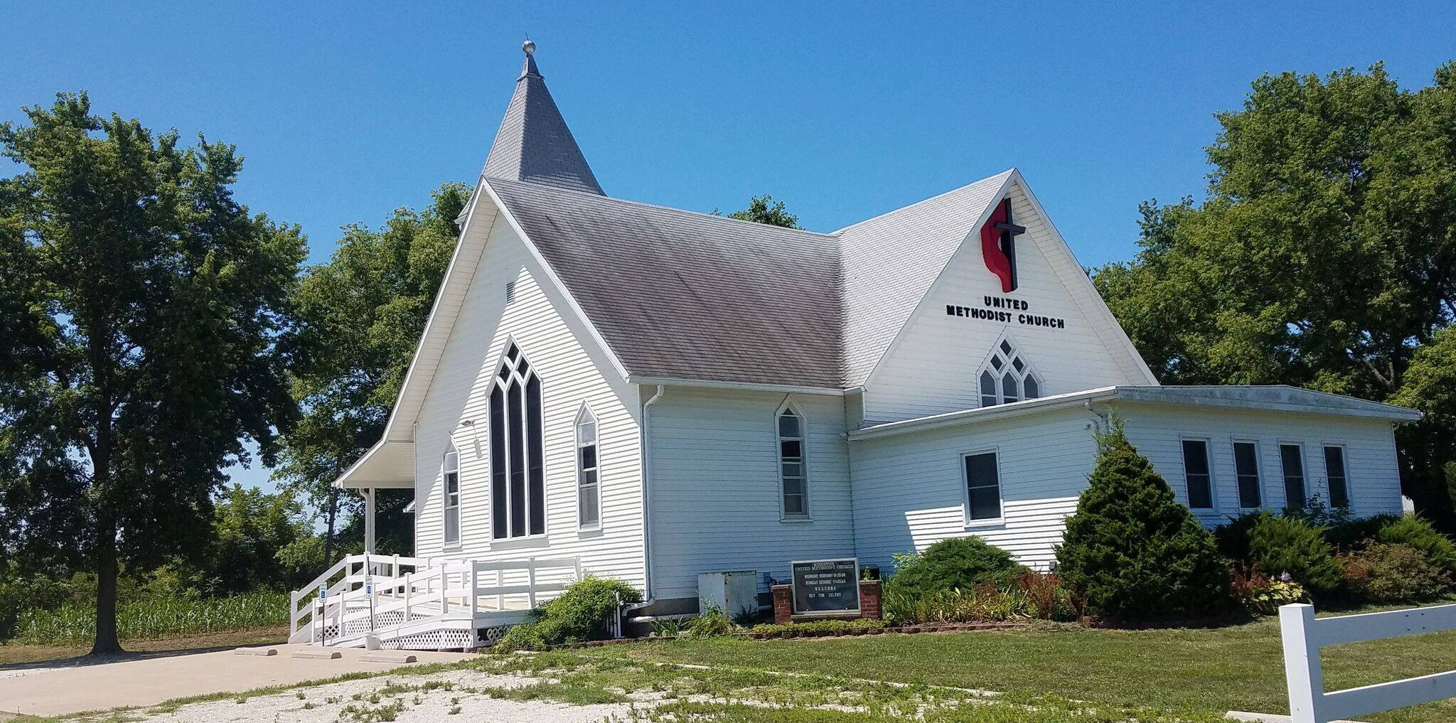 United Methodist Church, Kingston, IA